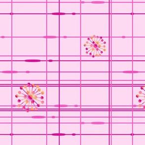 Popbi! - Sugarbaby - Criss Cross Retro Floral - © PinkSodaPop 4ComputerHeaven.com