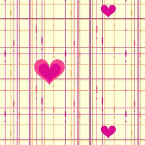 Popbi! - Sugarbaby - Criss Cross Hearts Multi - © PinkSodaPop 4ComputerHeaven.com
