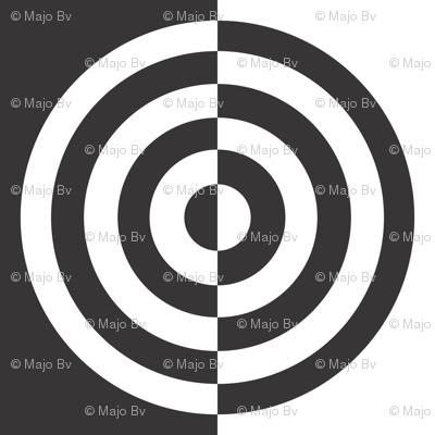 Bullseye confusion