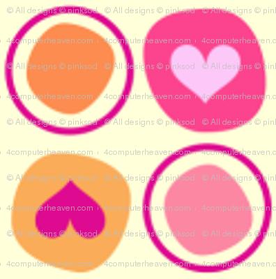 Popbi! - Sugarbaby - MEDIUM Heart Dots & Circlets - © PinkSodaPop 4ComputerHeaven.com