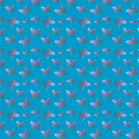 Flutter bye 2 small fabric by su_g on Spoonflower - custom fabric