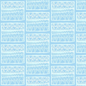Pale blue registers