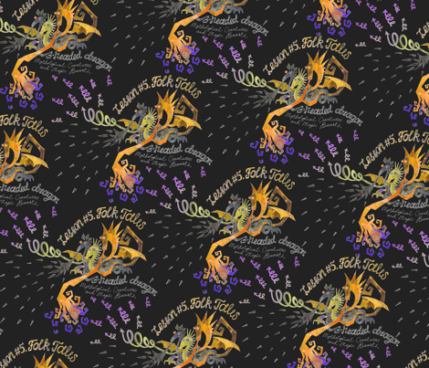 folk_tales fabric by babayagada on Spoonflower - custom fabric