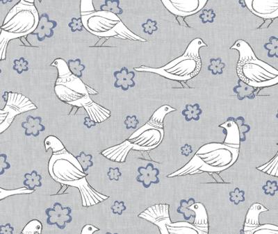 Summer Doves