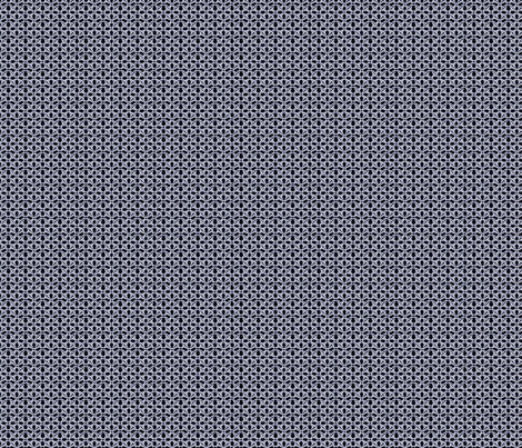 ©2011 chainmail silver deep fabric by glimmericks on Spoonflower - custom fabric