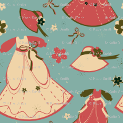 Cedar Chest Dresses