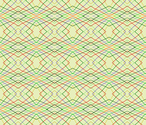 Wayward stripes 3 fabric by su_g on Spoonflower - custom fabric