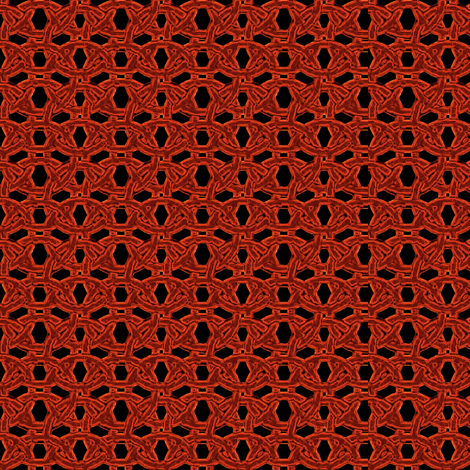 ©2011 Forged in Fire fabric by glimmericks on Spoonflower - custom fabric
