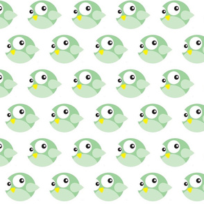 Fat Green Birdies