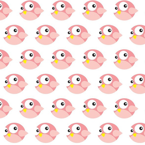 Fat Pink Birdies
