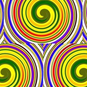 primary color swirl
