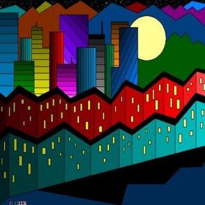 City Scene