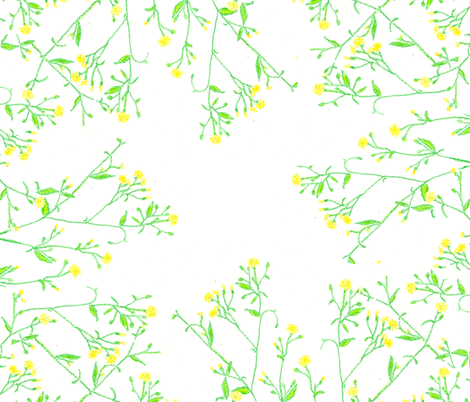 dandynapkin fabric by caresa on Spoonflower - custom fabric