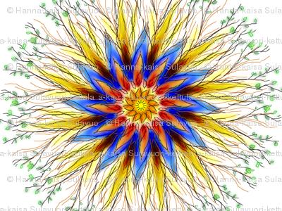 birchtwig flower