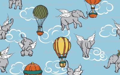 Elephant Air Show