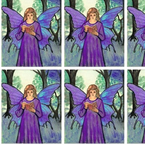 purple book fairy