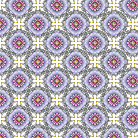 Mheriska's Pillows fabric by siya on Spoonflower - custom fabric