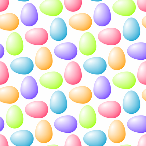 eggies fabric by sef on Spoonflower - custom fabric