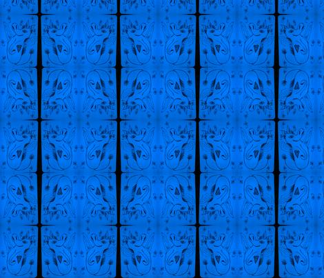 WINGWACKEY fabric by turquoisecro on Spoonflower - custom fabric