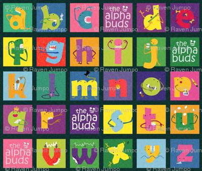 The Alphabuds