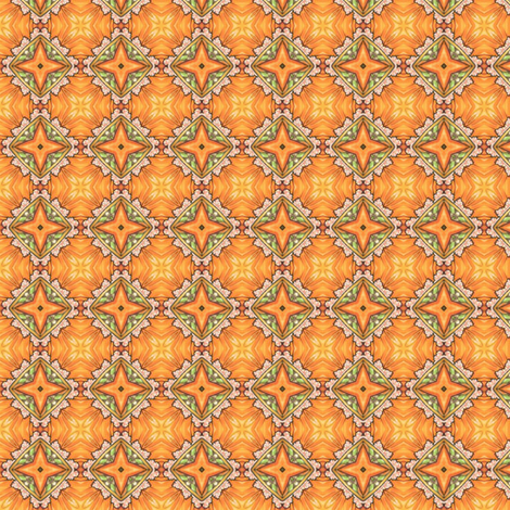 Poliviel's Pillows fabric by siya on Spoonflower - custom fabric