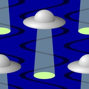 field of UFOs
