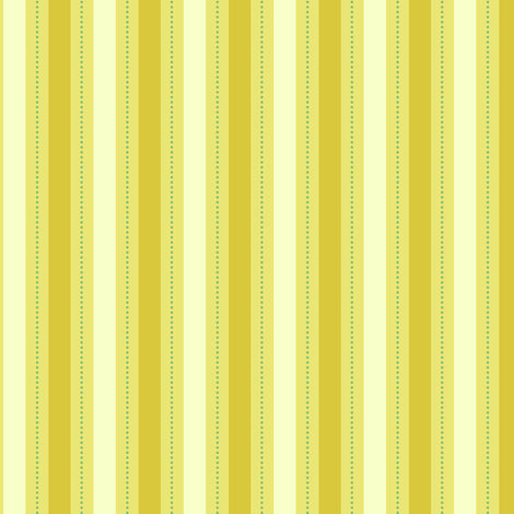 Honey Mustard Stripe fabric by countrygarden on Spoonflower - custom fabric