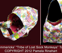 ©2011 The Lost Sock Monkeys