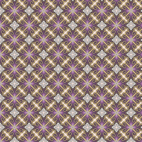 Jesov's Tiles fabric by siya on Spoonflower - custom fabric