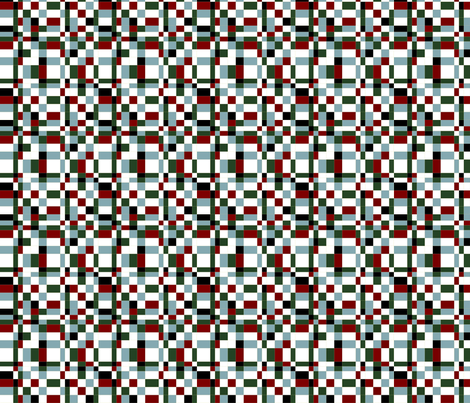 Cube fabric by savime on Spoonflower - custom fabric