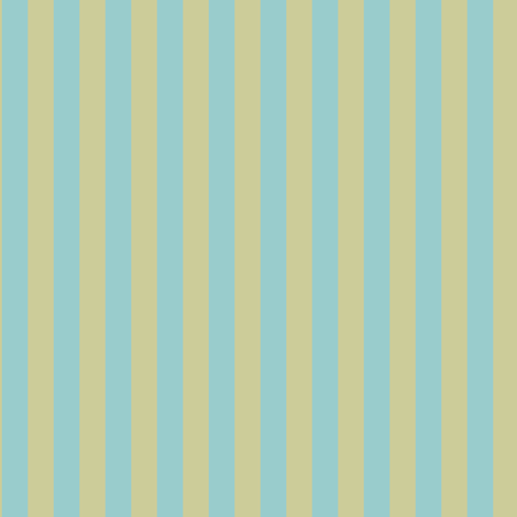 Sage Aqua Stripe fabric by countrygarden on Spoonflower - custom fabric