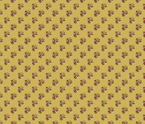 Pink_CHINA__rose_brown fabric by joanmclemore on Spoonflower - custom fabric