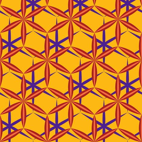 Trinacra + fabric by nekineko on Spoonflower - custom fabric
