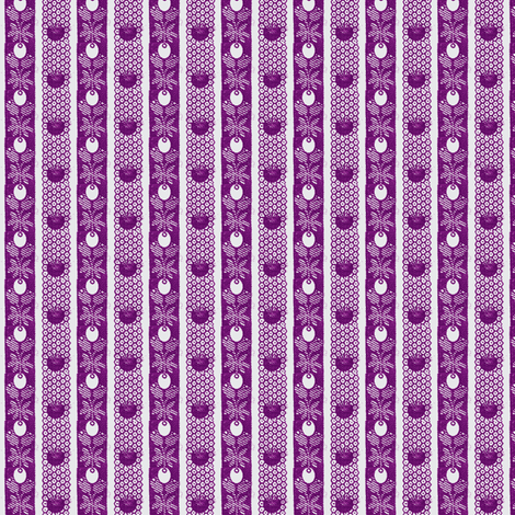 Olive & Diaper Purple fabric by the_cornish_crone on Spoonflower - custom fabric