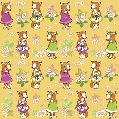 Foxy summer