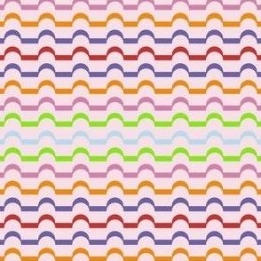 Ric-rac stripes
