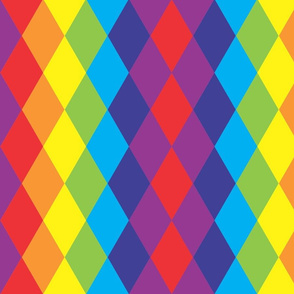 rainbow tassels