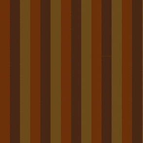 Earth tones striped