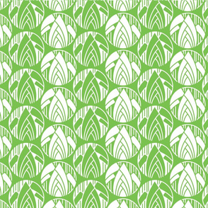 circle leaves