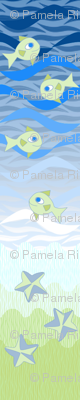 ©2011 Sealife Shower Curtain