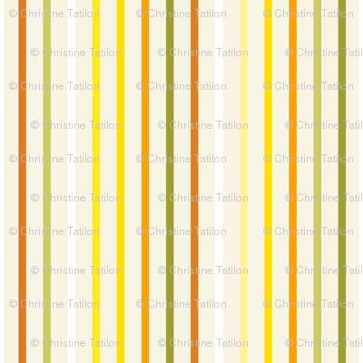 Sunny Frutti stripes