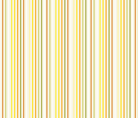 Sunny Frutti stripes fabric by chris_aart on Spoonflower - custom fabric