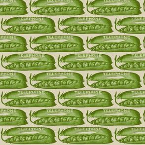 Peas in a Victorian Pod