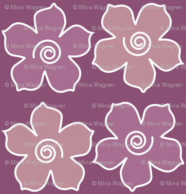 4metal_flowers_field_EGGPLANT-rose-peach-CHEVREUL-lg
