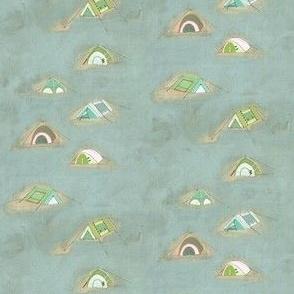 7 tents