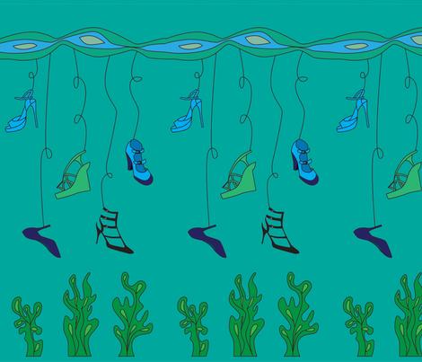 My Kind of Fishing fabric by nerida_jeannie on Spoonflower - custom fabric