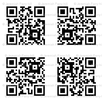 QR Code: Put Down Your Phone and Live