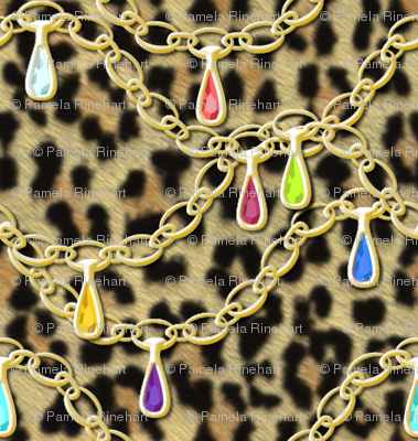 © 2011 Big Jewelled Leopard
