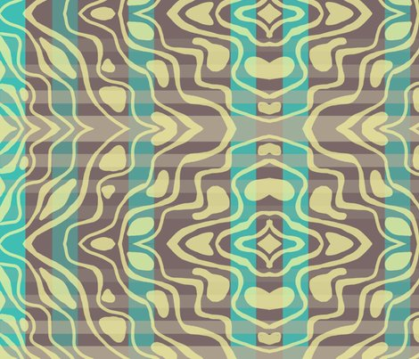 Rrrrrrrrlong-waves-diagonal-outline-aqua-toned2-putty-brown-plaid-bkgd_copy_shop_preview