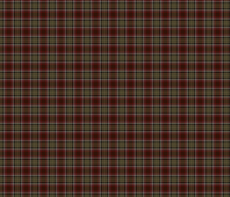 Caithness District Tartan - version 2 of 4 fabric by rengal on Spoonflower - custom fabric